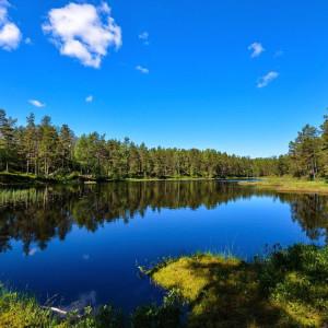Fiskevann_Oslomarka