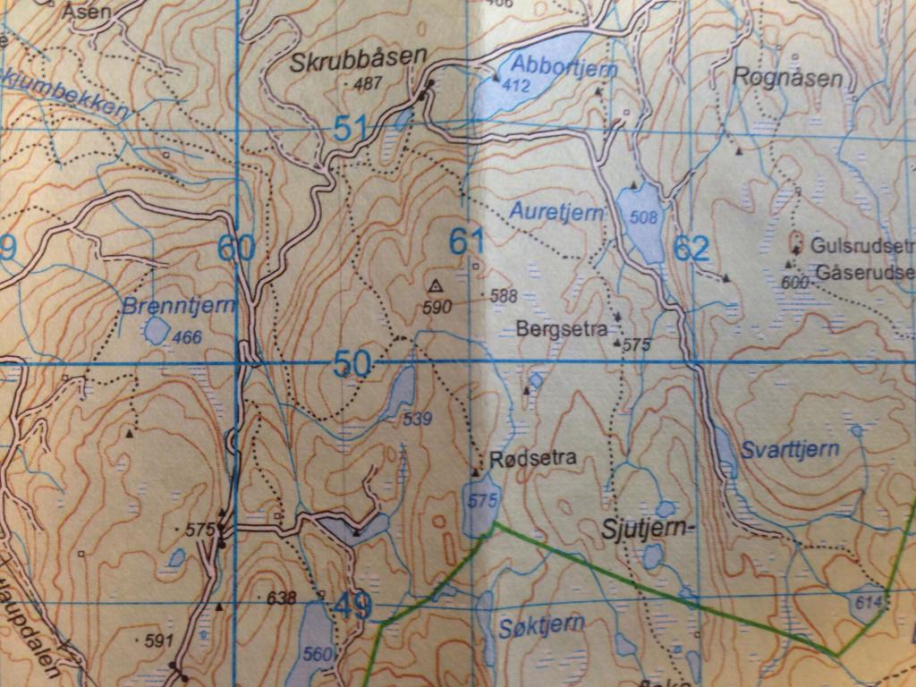 Bli kjent med kartet