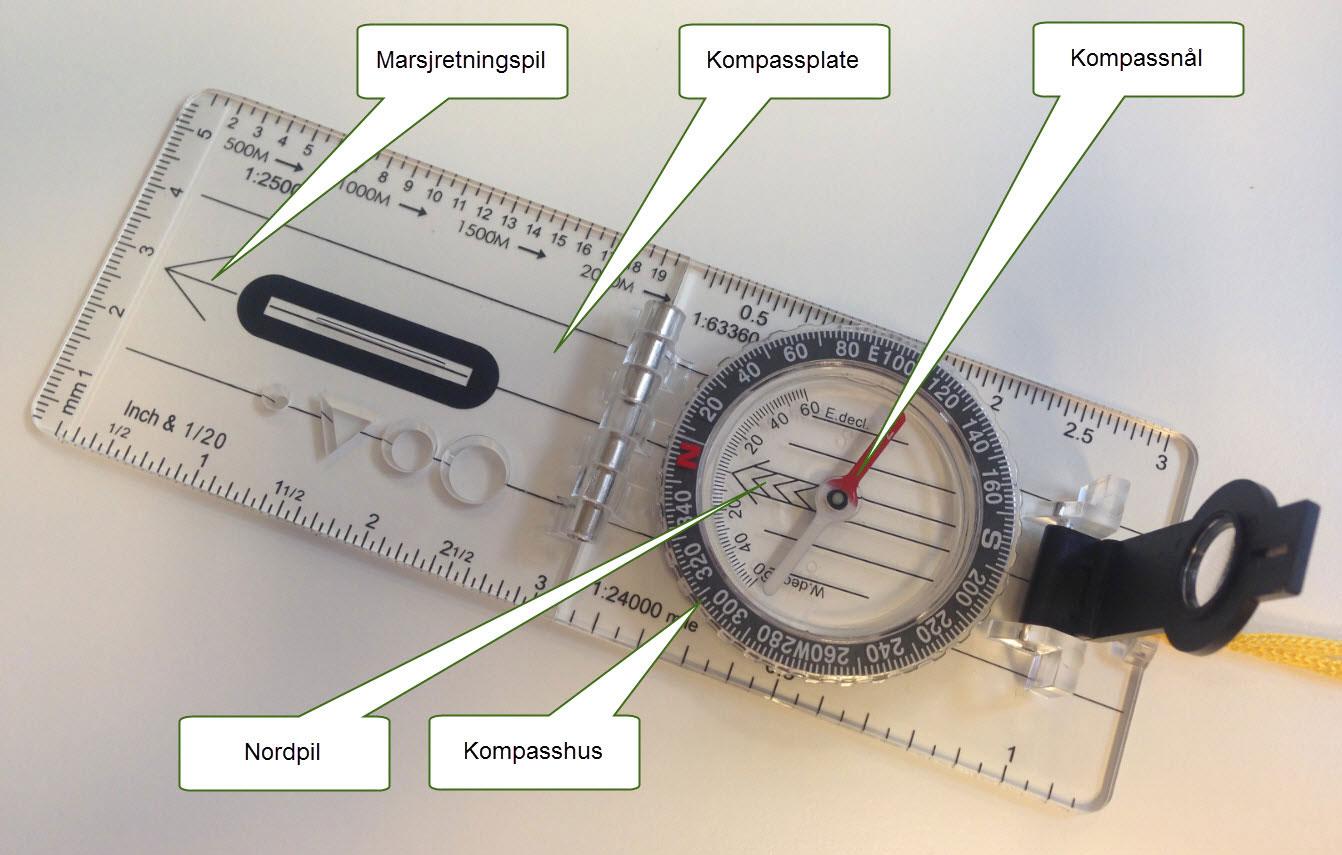 hvordan bruke kart og kompass Hvordan bruke kart og kompass ⋆ Friluftsliv   Kom deg ut en tur  hvordan bruke kart og kompass