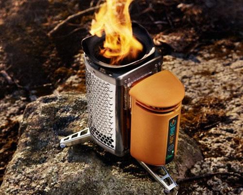 Biolite campstove batterilader